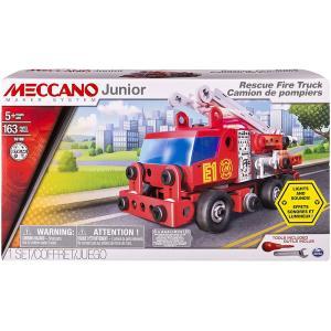 Spin Master Meccano Junior Rescue Fire Truck