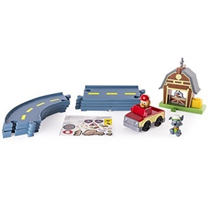 Spin Master Paw Patrol - Rocky's Barn Rescue Track Set