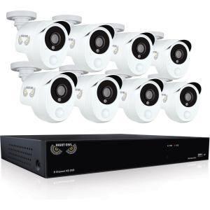 Night Owl B-10PH-881-PIR 8Ch 1080p HD Video Security DVR w/ 1TB HDD & 8 Cameras