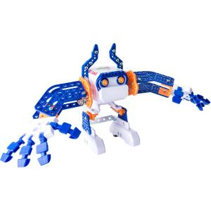 Spin Master Meccano Tech: Micronoid - Blue Basher