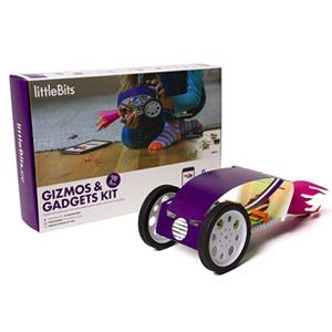 littleBits Gizmos & Gadgets Kit, 2nd Edition