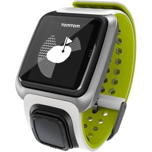 Tomtom Golfer GPS Watch - White/Green