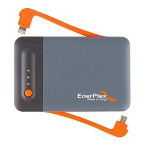 Image of Enerplex Jumpr Stack 3 Power Bank (3200 mAh) GREY - Enerplex Electronics