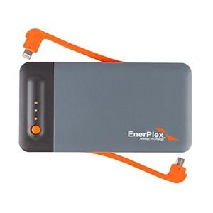 Image of Enerplex Jumpr Stack 9 Power Bank (9400 mAh) GREY - Enerplex Electronics