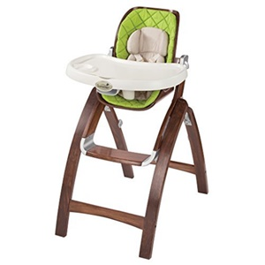 Click here for Bentwood Highchair, Green prices