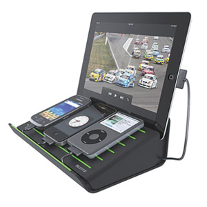 Leitz Multi-Device Charging Station for USB Devices