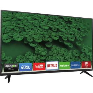 Click here for VIZIO D50U-D1 50 Ultra HD Full-Array LED Smart TV prices