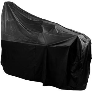 Char-Broil 72 Heavy-Duty Smoker Cover - Black