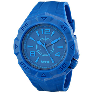 Roots Tusk Quartz Analog Sport Watch - Blue