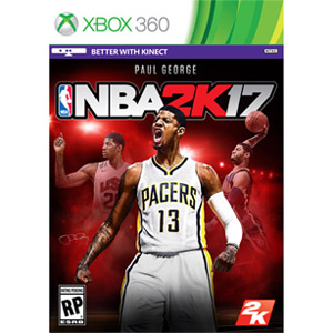 Click here for 2K Games NBA 2K17 - Xbox 360 prices