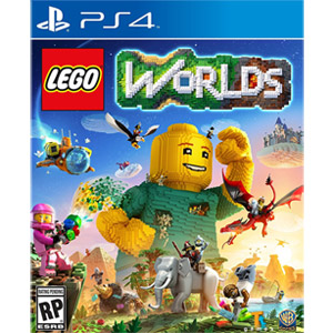 Click here for LEGO Worlds - PlayStation 4 prices