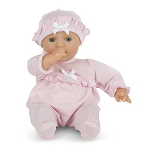 Click here for Melissa & Doug Mine to Love Jenna 12 Soft Baby Dol... prices