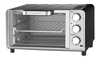 Click here for Cuisinart TOB-80N Compact Toaster Oven Broiler - B... prices
