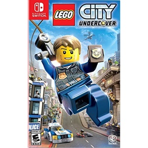 WB LEGO City: Undercover - Nintendo Switch