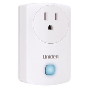 Uniden USHC-2 Wireless On/Off Switch, White