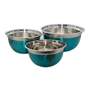 Oster Rosamond 3-Piece Mixing Bowl Set -