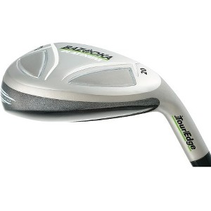 Tour Edge Bazooka Platinum 5 Iron-Wood 26* (Graphite, LADIES) Rescue Golf NEW