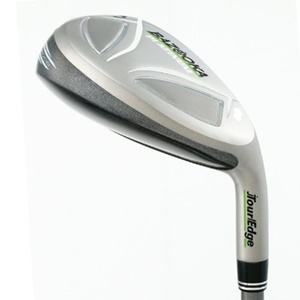 Tour Edge BLHRGR05 Men's RH Platinum Graphite Iron Wood #5 Reg