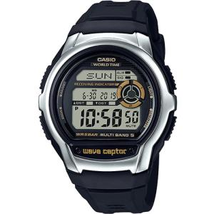 Click here for Casio wave ceptor WVM60-9A Wrist Watch - Men - Spo... prices