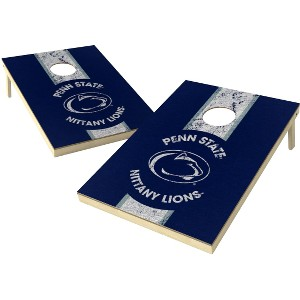 Click here for Wild Sports NCAA 2x3 Cornhole Set - Penn State Nit... prices
