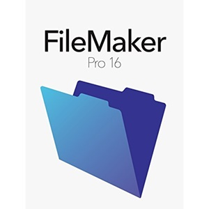 FileMaker Pro 16 for Windows & Mac - Upgrade