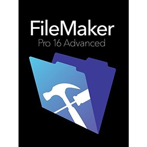FileMaker Pro 16 Advanced - Upgrade