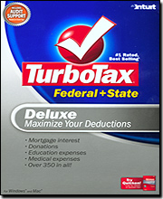 TurboTax 2007 Deluxe for Federal + State Returns