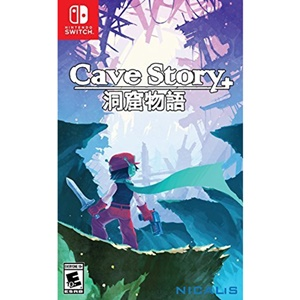 Nicalis Cave Story+ - Nintendo Switch