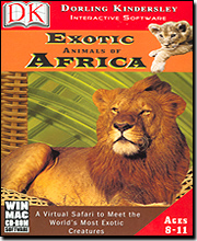 Exotic Animals Africa