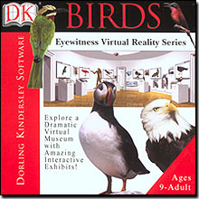 Eyewitness Virtual Reality: Birds