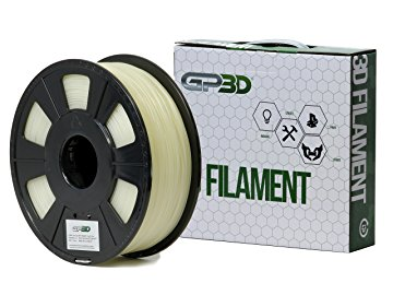 GP3D Glow-in-the-Dark 1.75mm PLA Plastic Filament