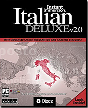 Instant Immersion Italian Deluxe 2.0
