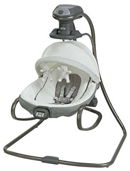 Click here for Graco Duet Oasis Baby Swing with Soothe Surround T... prices