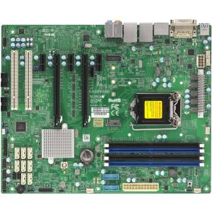 Click here for Supermicro X11SAE ATX Workstation Motherboard w/ I... prices