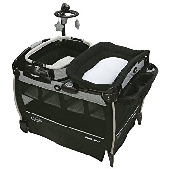 Click here for Graco Pack N Play Playard Nearby Napper - Davis prices