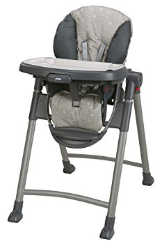 Click here for Graco Contemp Folding Highchair - Stars prices