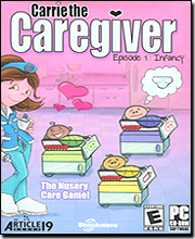 Carrie the Caregiver: Episode 1 Infancy