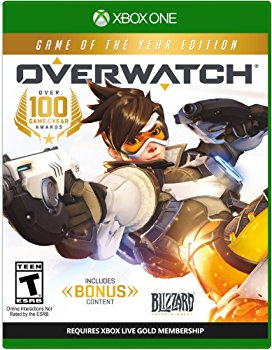 Click here for Overwatch: Game of the Year Edition - Xbox One prices