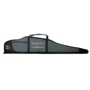 """Allen Company 48"""" Backcountry Scoped Rifle Case """"Hunting is Conservation"""""""
