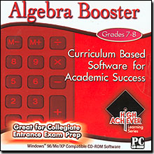 High Achiever Algebra Booster