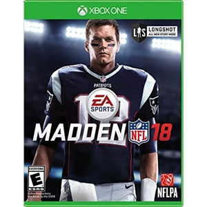 Click here for EA Madden NFL 18 - Sports Game - Xbox One prices