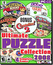 Ultimate Puzzle Collection 2008