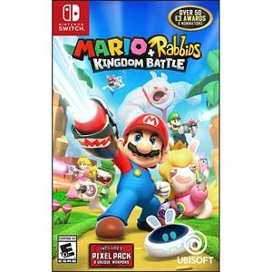 Ubisoft Mario + Rabbids Kingdom Battle  - Role Playing Game - Nintendo Switch