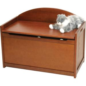 Click here for Lipper Childs Toy Chest - Cherry prices