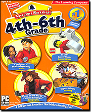 Adventure Workshop 8: 4th-6th Grade