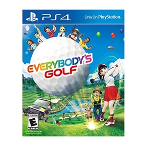 Click here for Everybodys Golf - PlayStation 4 prices