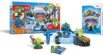 Click here for Skylanders Trap Team Starter Pack - Wii prices