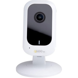 3MP WI-FI MINI CAMERA WITH 16GB MICROSD CARD CLOUD/STAND ALONE