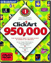 ClickArt 950,000  - Premier Image Pack