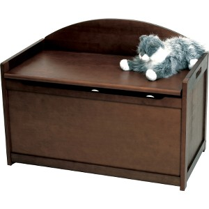 Click here for Lipper Childs Toy Chest Walnut prices